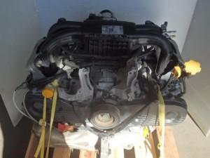 Двигатель 2.5л Субару Легаси EJ253 Subaru Legacy