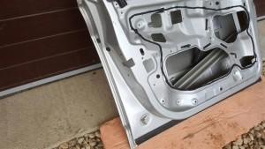 Дверь передняя левая  BMW X3 E83 BMW X3
