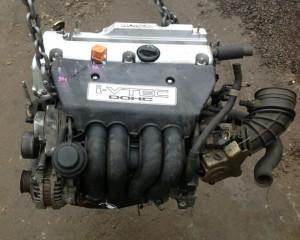 II  K20A  2001г. Honda Stepwgn II