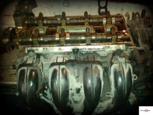 Коллектор впускной 2.0 1V LF  3 Mazda 6II (GH) Седан