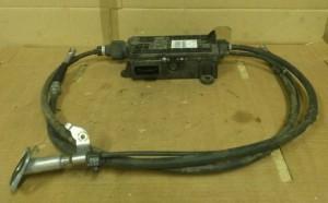 Блок электрического ручного (стояночного тормоза) Toyota Avensis
