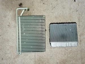Радиатор печки , испаритель  BMW E46 BMW 3er