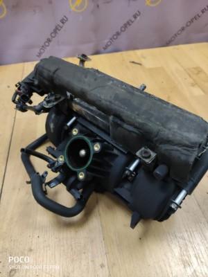 Коллектор впускной Opel Corsa D ХЭТЧБЕК 3-Х ДВ. Opel Corsa