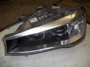 Фара передняя левая(ксенон BMW X3 II (F25) Рестайлинг