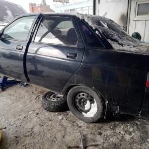 В разборе ВАЗ ВАЗ 2110 седан