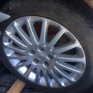 Литые диски Opel Vectra C R17 OPC