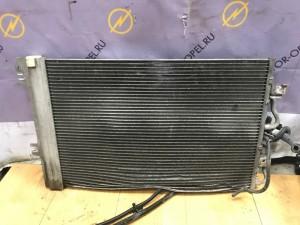 Радиатор кондиционера Opel Astra H Opel Astra