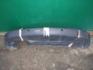 Накладка заднего бампера Volkswagen Tiguan
