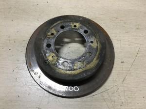 Тормозной диск задний Toyota Land Cruiser 200 Рестайлинг