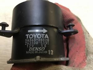 Моторчик вентилятора Toyota RAV 4IV (CA40)