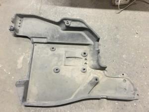 Защита двигателя Lexus NX внедорожник 5 дв.