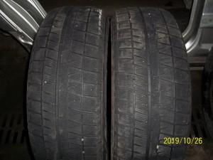 Две зимние шины