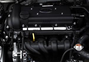 Контрактный двигатель Киа Kia Rio