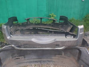 Бампер задний Suzuki Grand Vitara III Внедорожник 5дв.