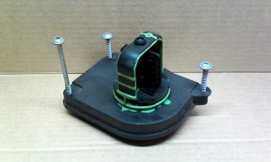 Исполнительный узел ( DISA, малый ) -  5-Series ) E60, N52B25UL BMW 5er V (E60/E61) Универсал 5дв.