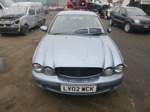 Разбираю Jaguar X-Type Седан