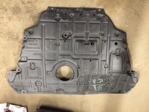 Защита двигателя нижняя Toyota RAV 4IV (CA40)