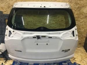 Крышка багажника (пятая дверь) Toyota RAV 4 IV (CA40) Рестайлинг