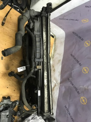 Радиатор ДВС Opel Corsa D Z13DTH Opel Corsa