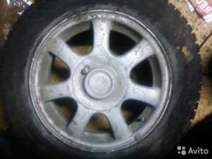 4шт,4*108,на Форд R14