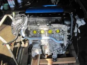 Двигатель   2.0L PEVPS Mazda CX-5