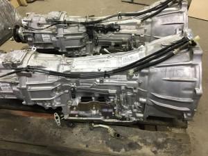 Автоматическая коробка передач (АКПП) Toyota Hilux VIII Рестайлинг – пикап двойная кабина