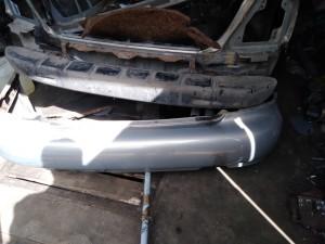 Задний бампер Соната Y-3 рестайлинг Hyundai Sonata III Рестайлинг