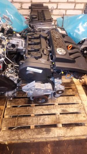 Двигатель   2.0L FSI BLX Volkswagen Touran