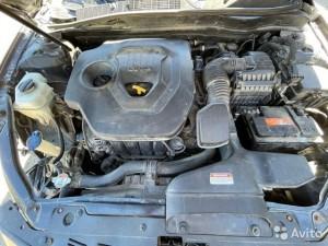Двигатель Киа Оптима 2.0 G4ND Kia Optima