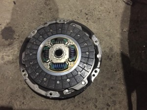 Диск сцепления с корзиной Toyota RAV 4 IV (CA40) Рестайлинг