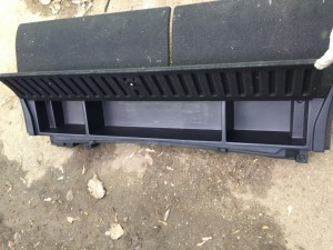 Ящик инструментальный в сборе Toyota RAV 4IV (CA40)