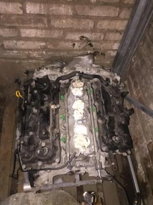 Двигатель на Инфинити  35/Qx60 Infiniti JX внедорожник 5 дв.