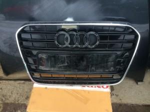 Решетка радиатора Audi A6 IV (C7) Рестайлинг Седан