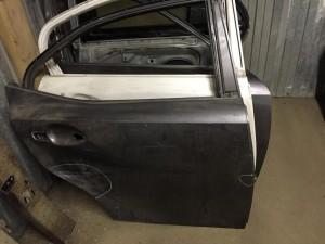 Дверь задняя правая с дефектом Lexus IS II Седан