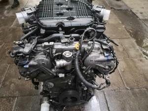 двигатель VQ 35(рестайл) DE Infiniti G