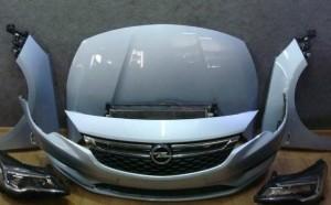 H J K III IV V JTC GTC OPC зч из Европы Opel Astra J Рестайлинг Хэтчбек 3дв.
