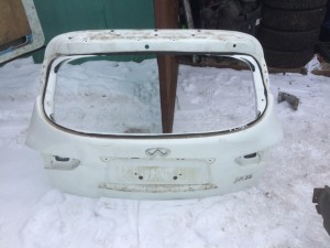 Крышка багажника Infiniti JX внедорожник 5 дв.