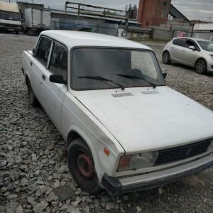 В разбор поступила ВАЗ ВАЗ (Lada) 2105
