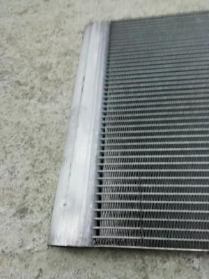 Радиатор кондиционера (конденсер)  BMW E60 BMW 5er