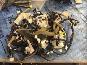 Проводка подторпедная Toyota RAV 4 IV (CA40) Рестайлинг