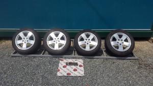Комплект колёс R16 RONAL 0984 на Mercedes-Benz