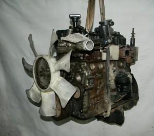 Двигатель Nissan Terrano II Внедорожник 5дв.