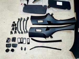 Потолок черный комплект  BMW E46 BMW 3er