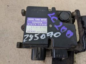 Блок управления турбинойLC200 Toyota Land Cruiser