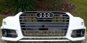 Бампера и др. з/ч б/у Audi A4 A6 Q3 Q5 Q7 RS VW  Amarok Volkswagen Touareg