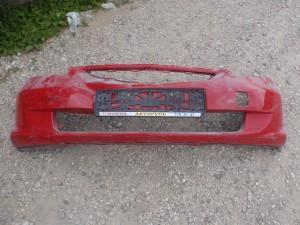Бампер передний Honda Jazz I Рестайлинг